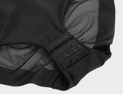 culotte amincissante noire 520 detail