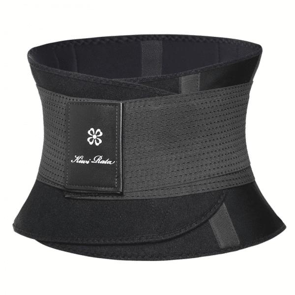 ceinture de sudation noir