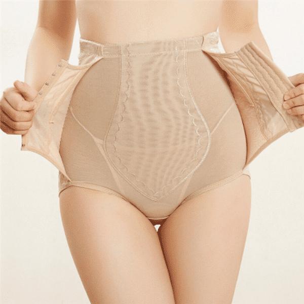 culotte gainante beige