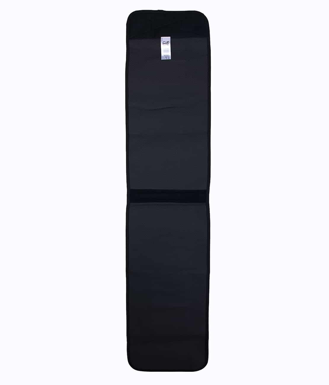 Ceinture de Sudation Noire Packshot Open in