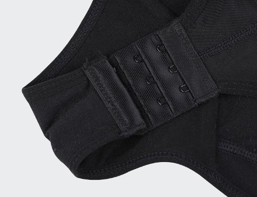 body gainant noir detail e