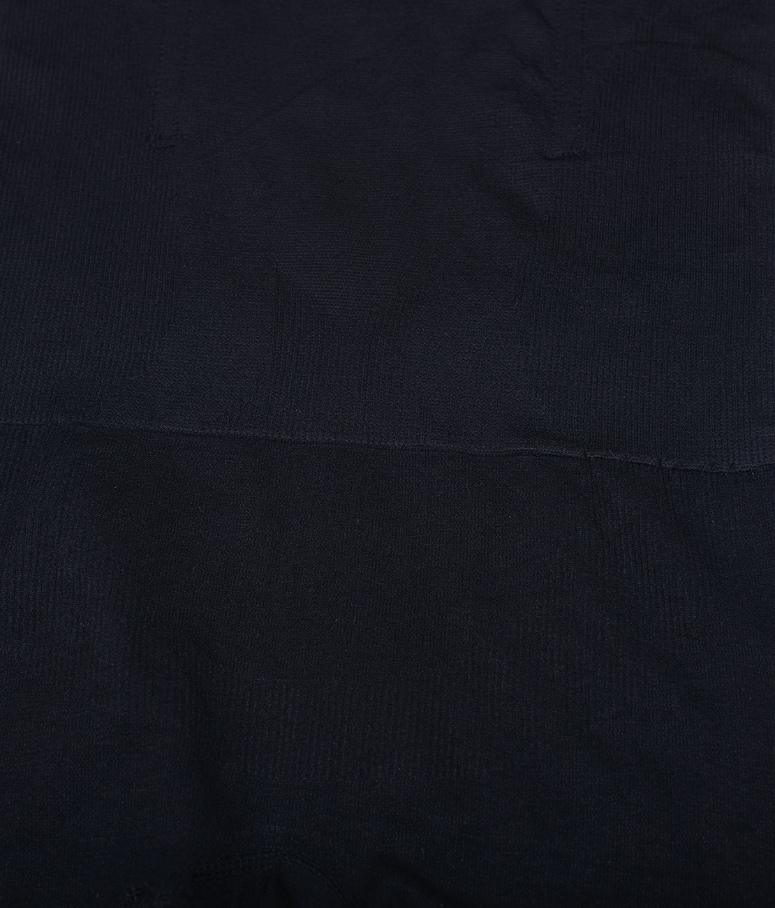Panty Taille Haute Noir Packshot Detail 2