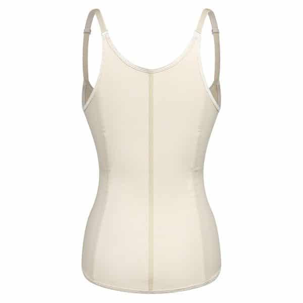 corset latex remodelant beige
