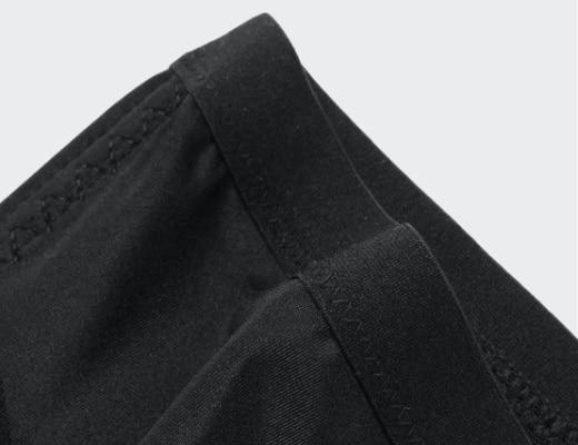 culotte gainante soyeuse noir 520 detail
