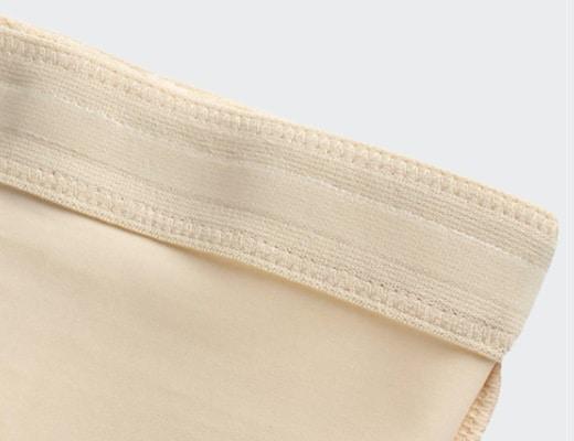 culotte gainante dentelle beige 520 detail