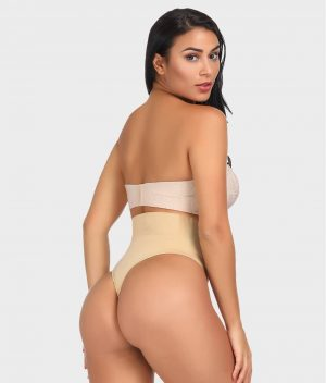 String Amincissant beige