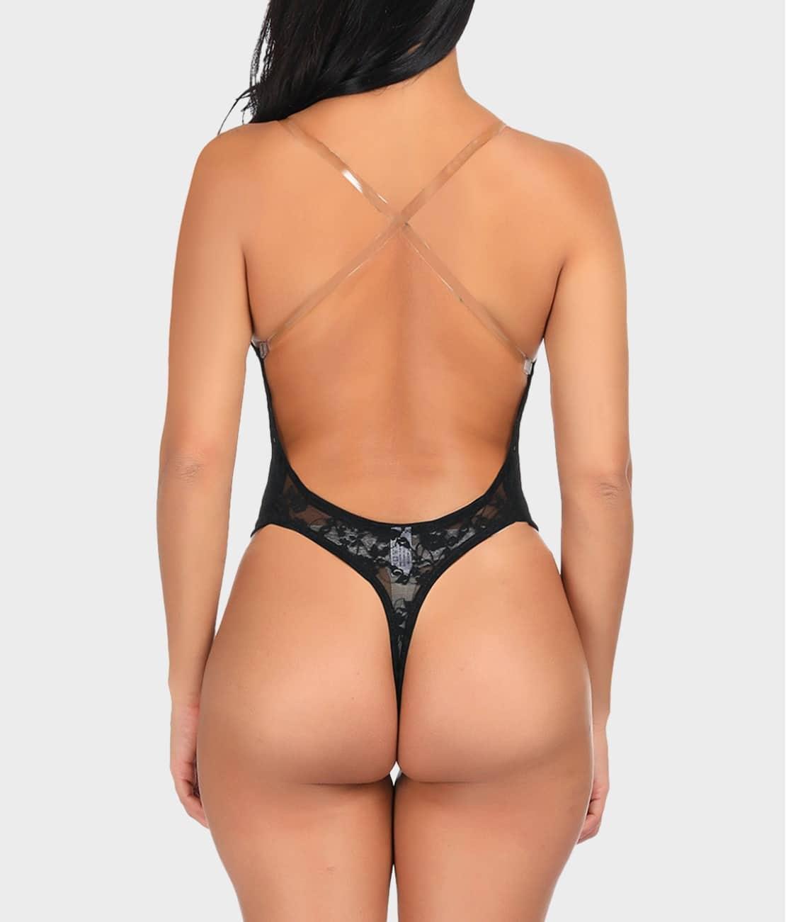 body sculptant string noir