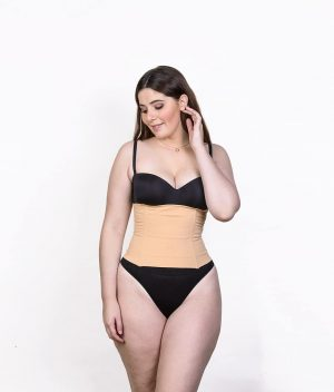 Body Shaper Beige Face Tete