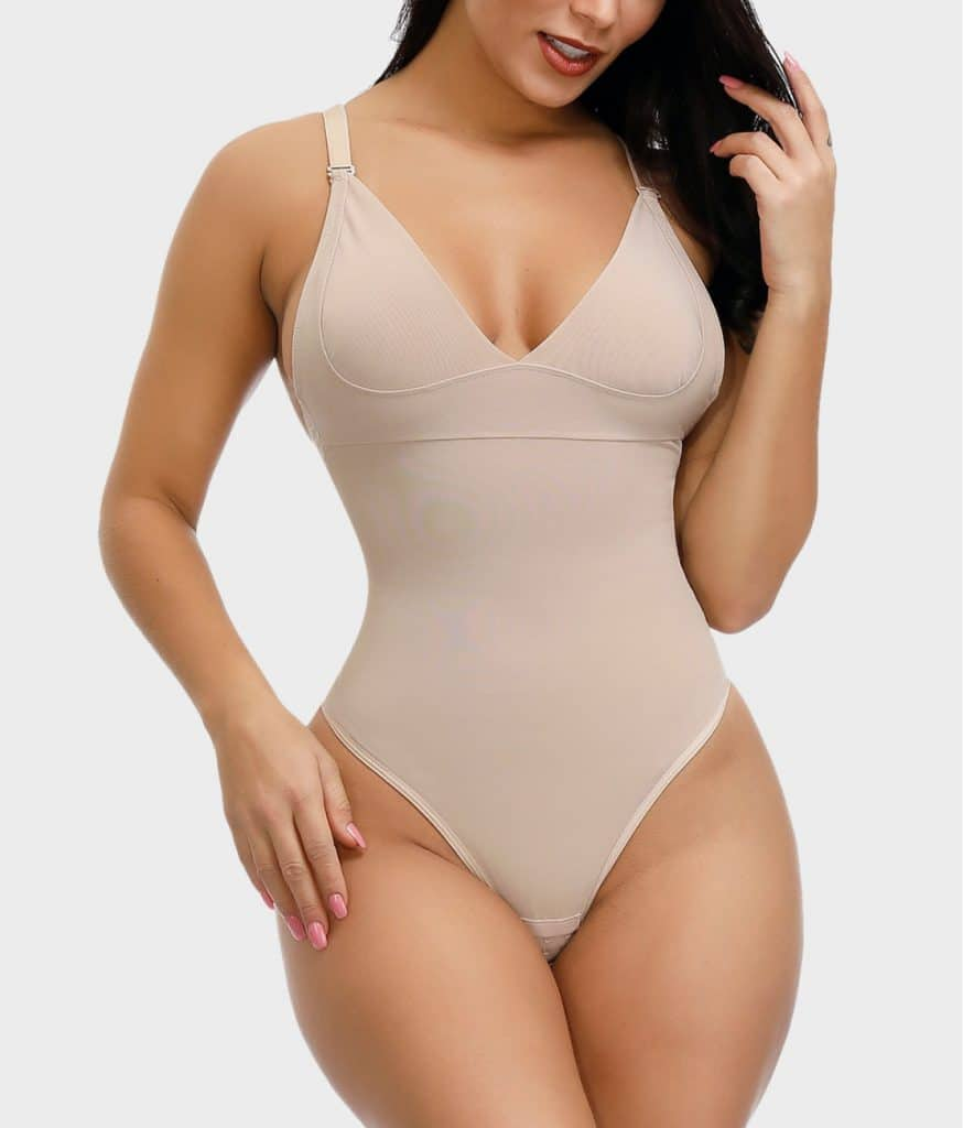 body amincissant beige