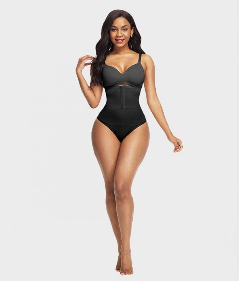 Culotte gainante noir