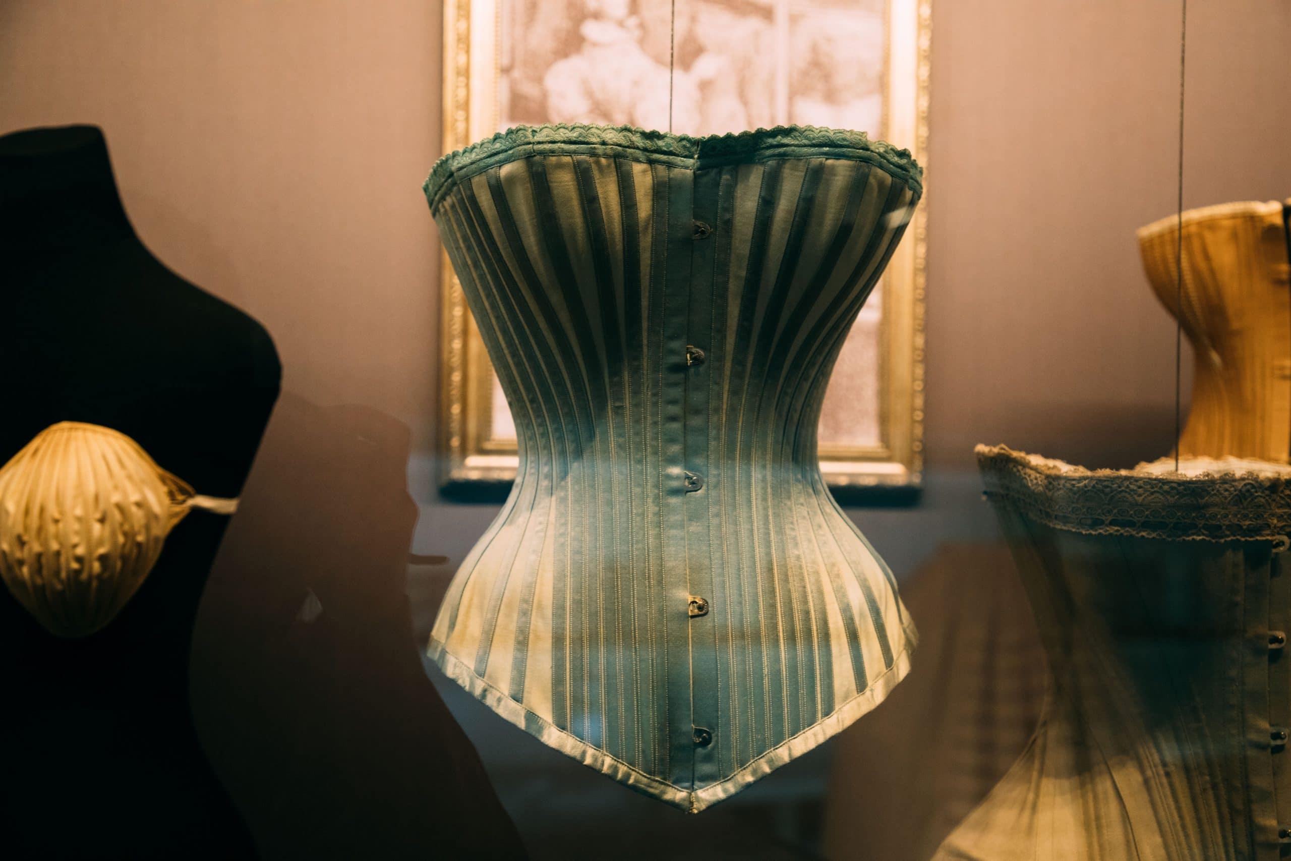 corset history
