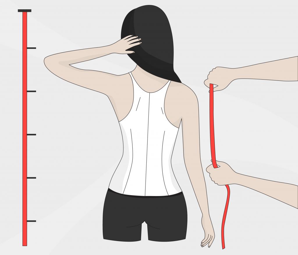 Choisir la taille de son corset