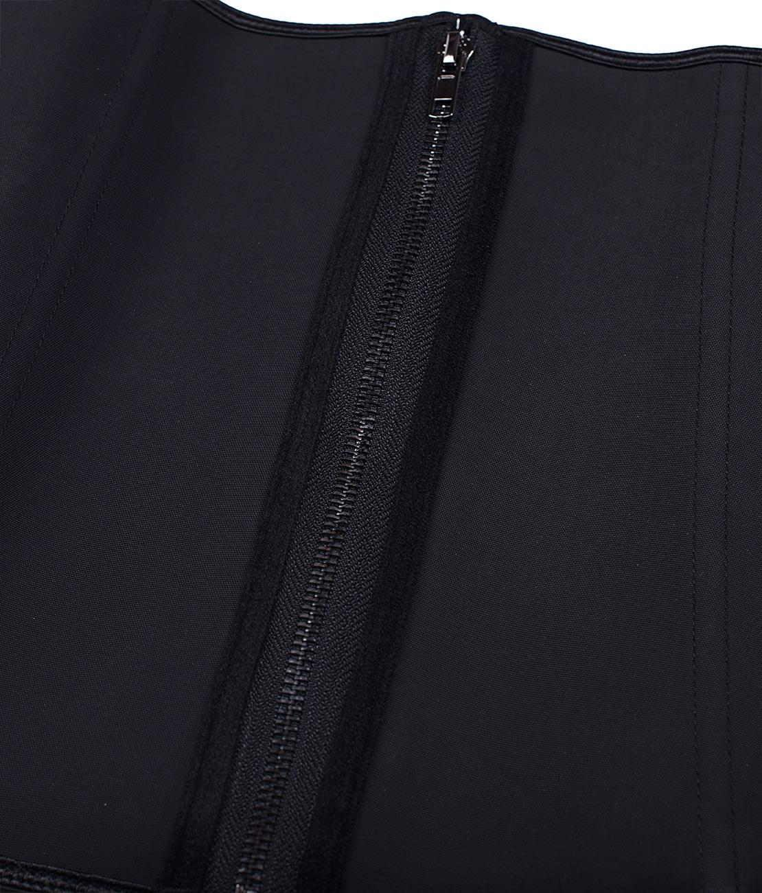 Gaine Femme Noir Packshot Detail 1
