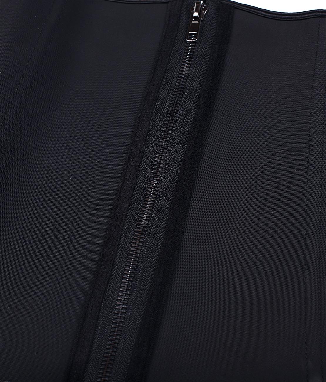 Gaine Femme Noir Packshot Detail 2