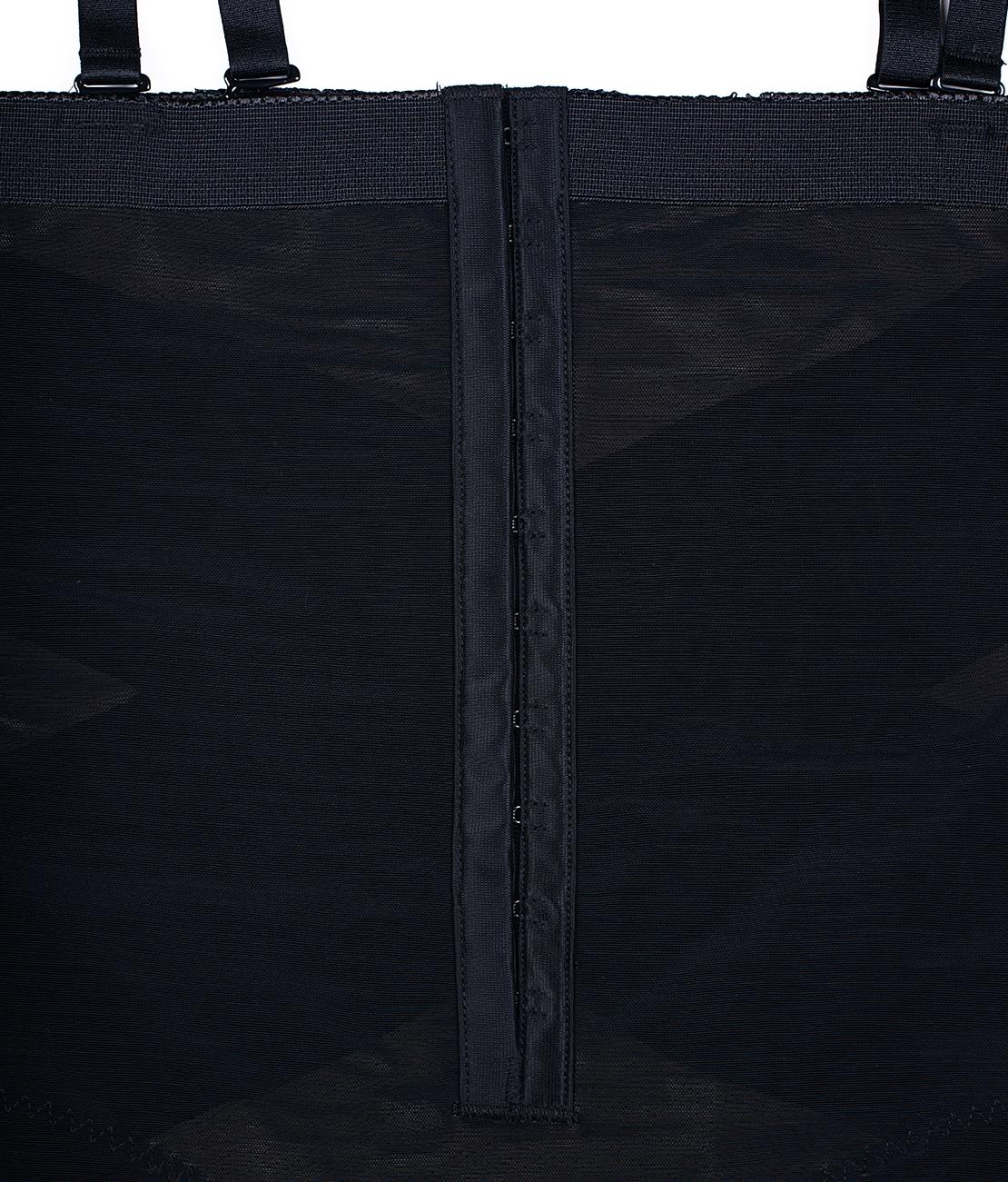 Le Panty Noir Transparent Packshot Detail 3