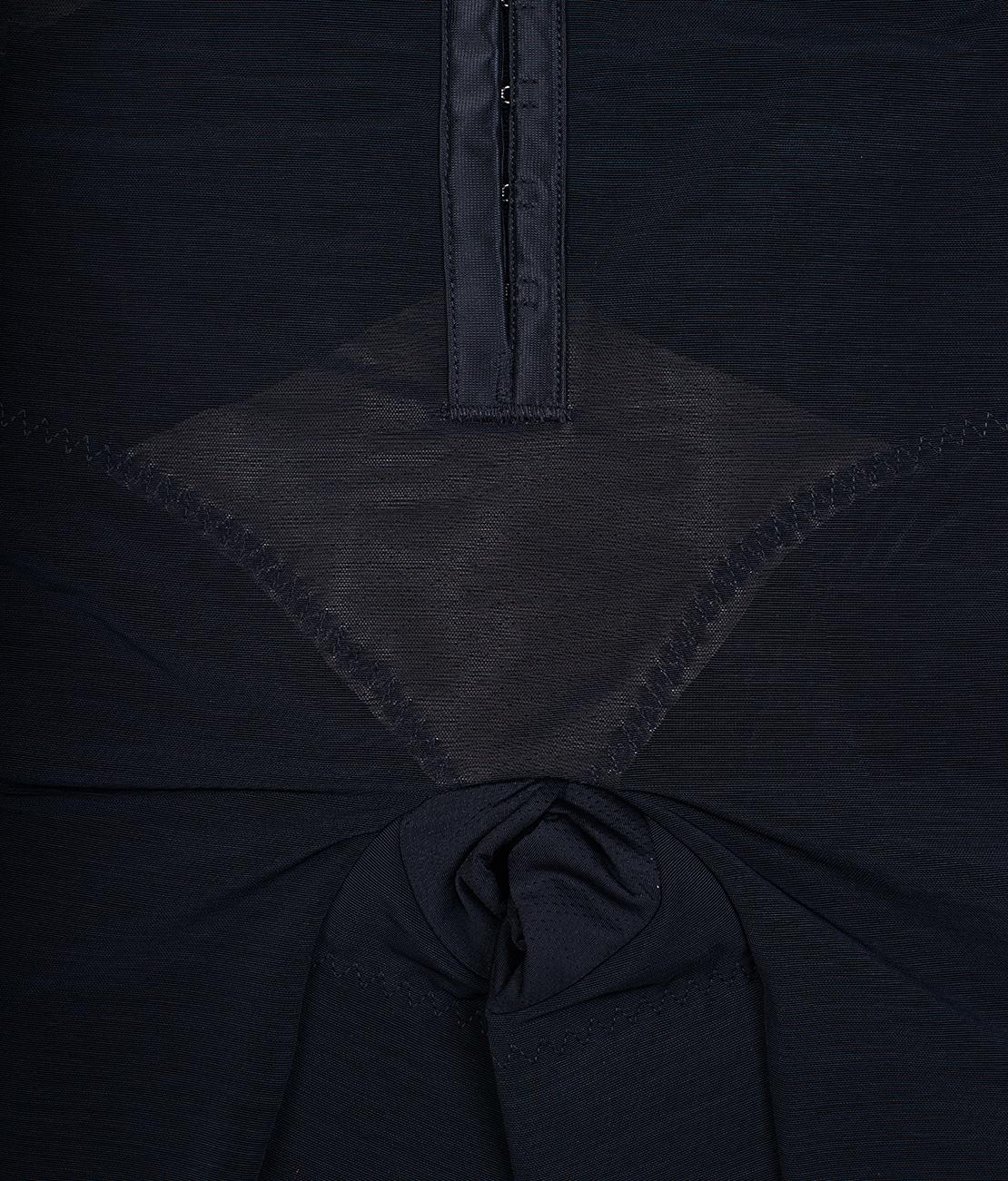Le Panty Noir Transparent Packshot Detail 5