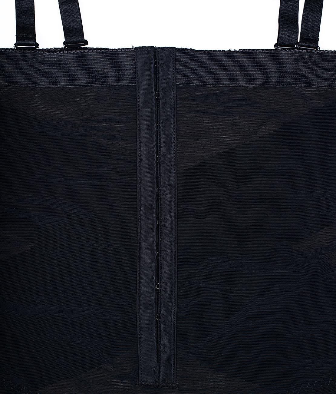 Le Panty Noir Transparent Packshot Detail 6