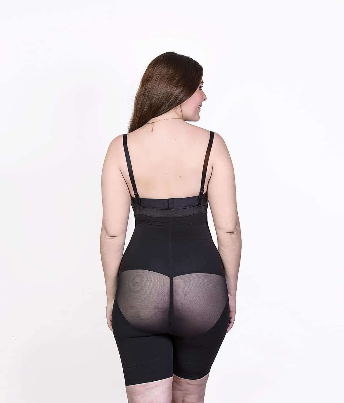 Le Panty Noir Transparent Dos